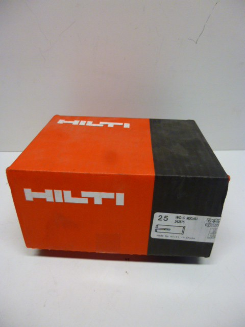 25 st ck hilti hkd s m20x80 kompaktd bel d bel hohlkammerd bel ebay. Black Bedroom Furniture Sets. Home Design Ideas