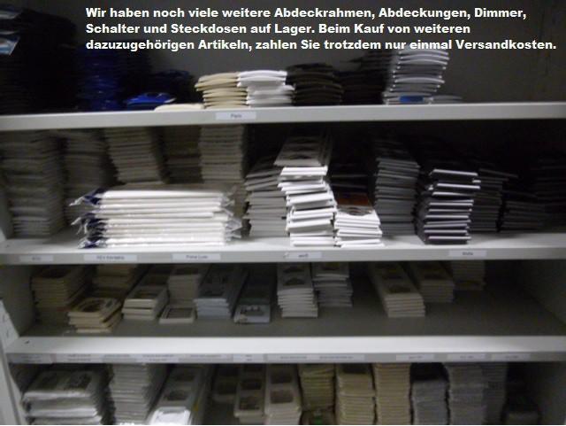 kopp europa abdeckrahmen rahmen 3fach arktis weiss. Black Bedroom Furniture Sets. Home Design Ideas