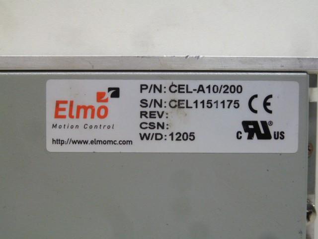 Elmo Motion Control Cel A10 200 Driver Motor Steuerung Ebay