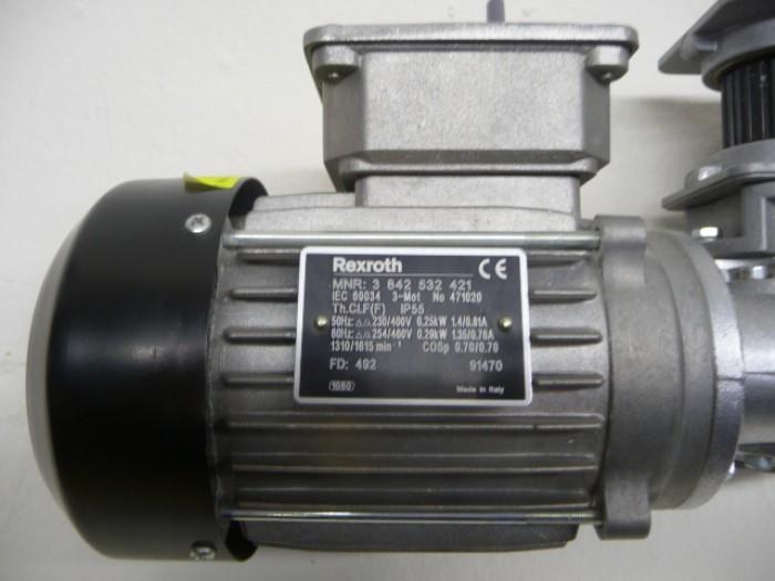 Rexroth Drehstrommotor 3842532421 Motor Ebay