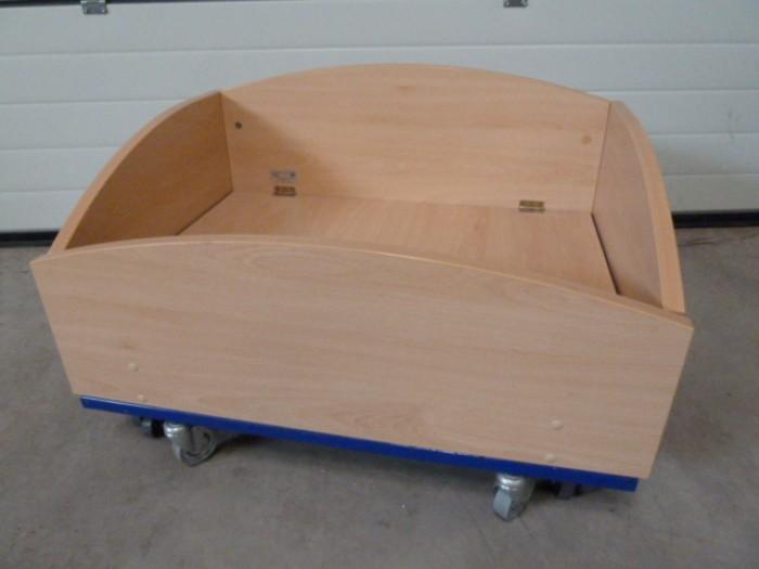 bachmann mobile liege krankenhausliege notbett g stebett bett a ebay. Black Bedroom Furniture Sets. Home Design Ideas