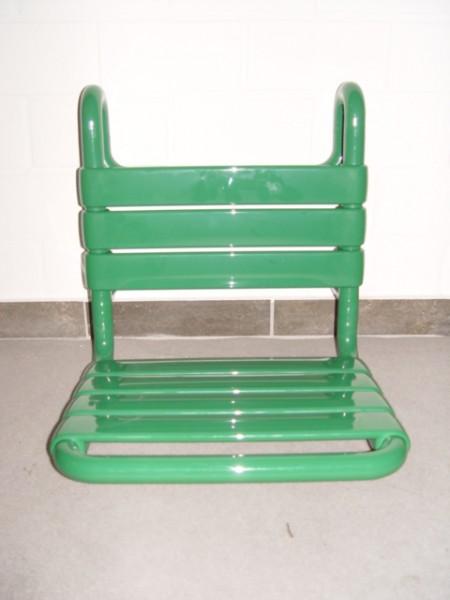 hewi einh ngesitz sitz duschsitz dusche gr n ebay. Black Bedroom Furniture Sets. Home Design Ideas