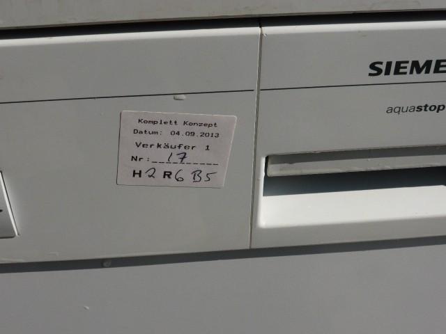 Siemens Geschirrspüler Spülmaschine Geschirrspülmaschine  ~ Geschirrspülmaschine Siemens