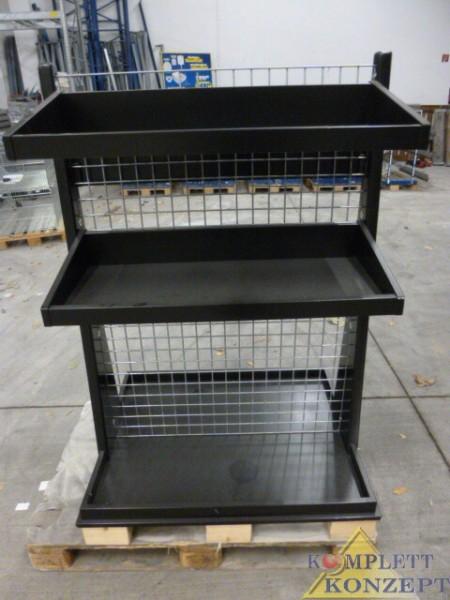 ladenregal blumenregal pflanzenregal verkaufsregal warenregal ebay. Black Bedroom Furniture Sets. Home Design Ideas