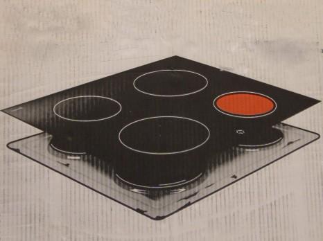 gala kfcu 600 universalkochefeld ceranfeld kochfeld rahmenlos ebay. Black Bedroom Furniture Sets. Home Design Ideas