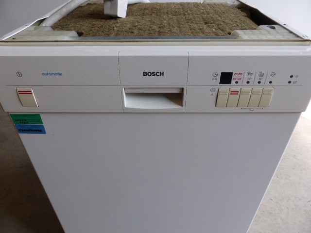 bosch automatic aquastop geschirrsp lmaschine sp lmaschine unterbauf hig ebay. Black Bedroom Furniture Sets. Home Design Ideas