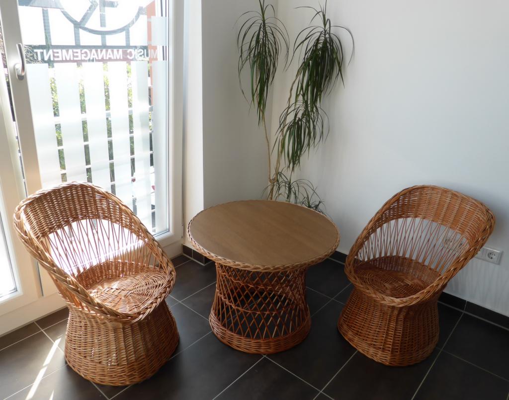 neu natur rattan korbstuhl stuhl rattanstuhl wintergartenm bel kategorien m bel wohnen wohnzimmer. Black Bedroom Furniture Sets. Home Design Ideas